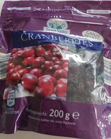 Cranberries - Product
