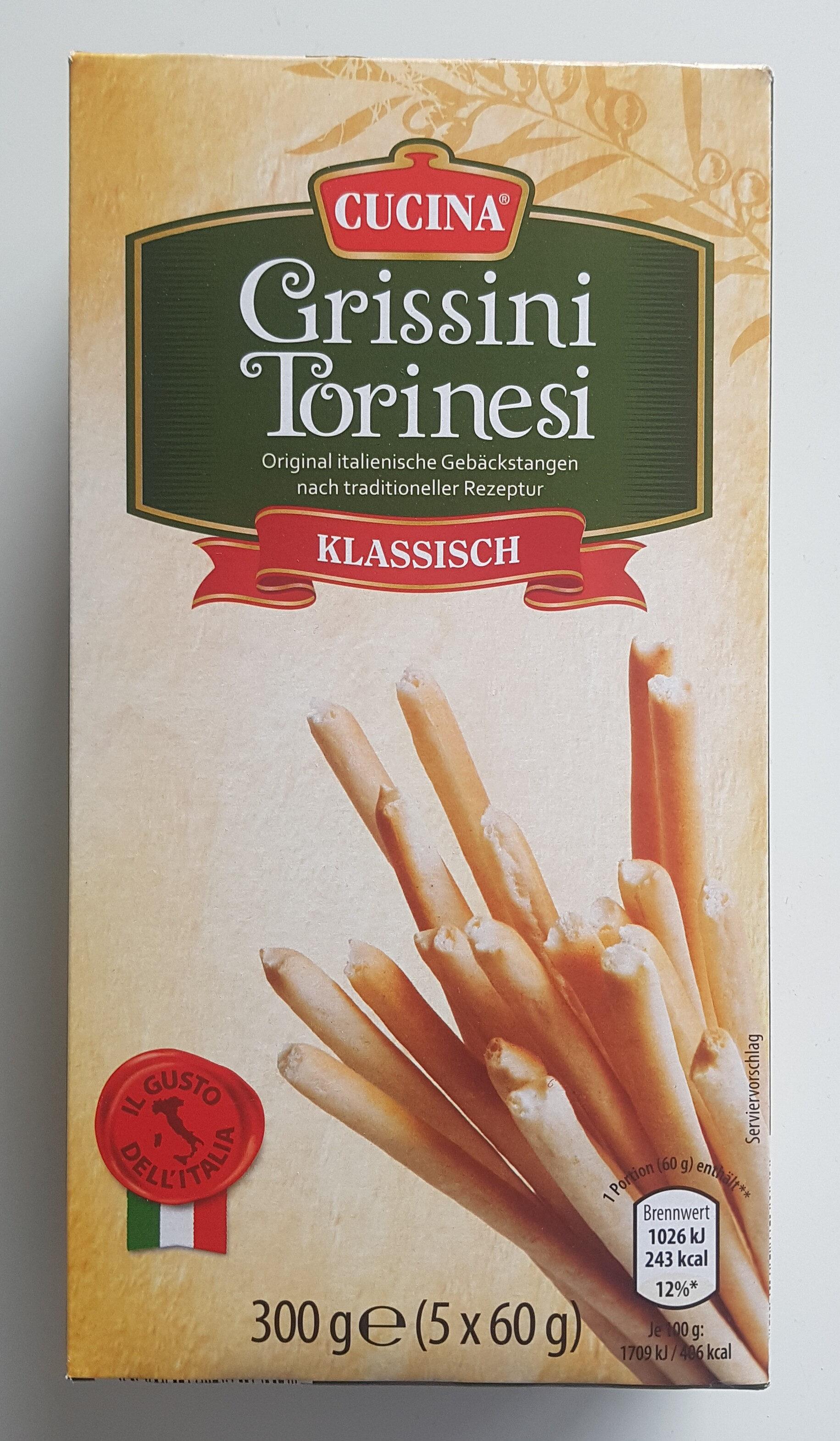 Crissini Torinesi - Product