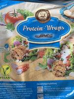 Protein wraps - Product