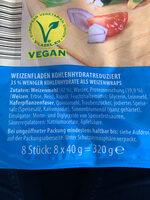 Protein wraps - Ingrediënten