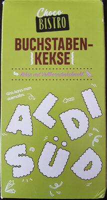 Buchstabenkekse - Produit - de