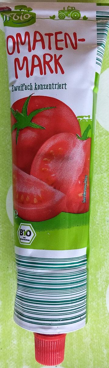 Tomaten-Mark Zweifach konzentriert - Produkt - de