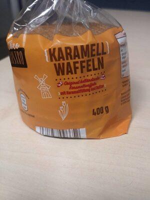 Karamell Waffeln - Produit - de