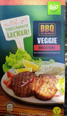 Veggi Grillsteaks - Product - de