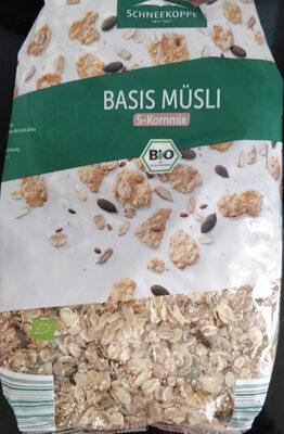 Basis Müsli - Product