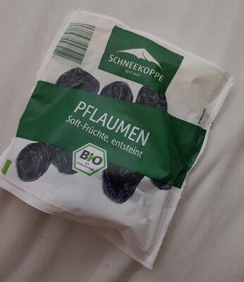 Pflaumen - Softfrüchte, entsteint - Product - de