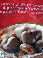 Corazones de pan de especies - Produkt - de