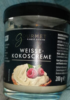 Weisse Kokoscreme - Product