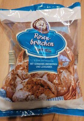 Mühlengold Rosenbrötchen - Produit - de