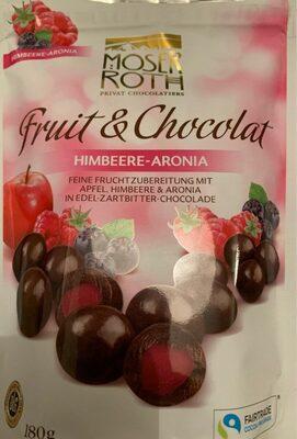 Fruit et chocolat himbeere-aronia - Prodotto - fr