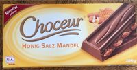 Honig Salz Mandel Schokolade - Produit - de
