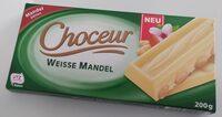 Choceur Weisse Mandel - Produit - de