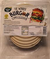 The Wonder Burger Schmelzscheiben - Product