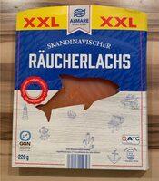 Skandinavischer Räucherlachs - Produit - de