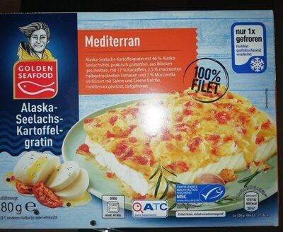Alasa-Seelachs-Kartoffel-Gratin - Produkt - de