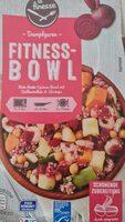 Fitness Bowl - Rote Beete-Quinoa Bowl Süßkartoffeln & Shrimps - Produkt - de