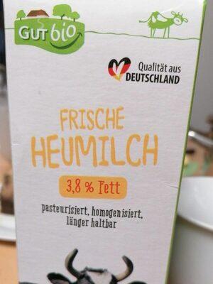 Frische Heumilch - Prodotto - de