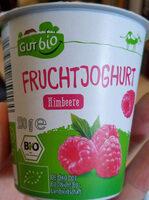 Fruchtjoghurt Himbeere - Produit - de