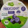 Fruchtjoghurt Heidelbeer-Holunderbeere - Produkt