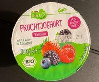 Fruchtjoghurt (Waldbeere) - Produkt - de