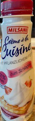 Créme à la Cuisine zum Schlagen - Prodotto - de