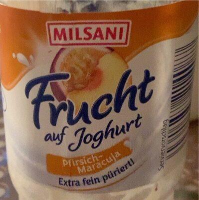 Frucht auf Joghurt - Produit - pt