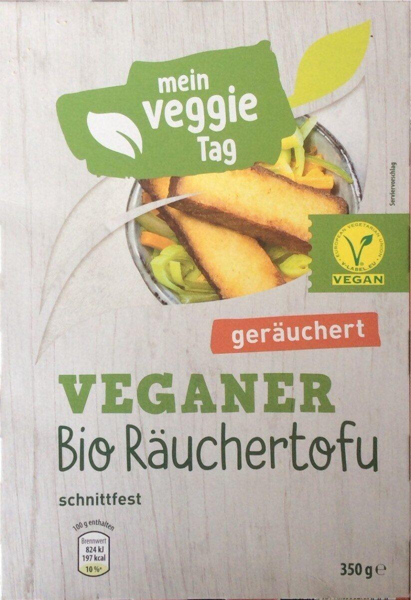 veganer bio räuchertofu - Produkt - de
