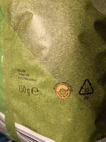 QUINOA FLIPS - Wiederverwertungsanweisungen und/oder Verpackungsinformationen - de