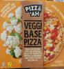 Veggi Base Pizza gegrillte Paprika - Produkt