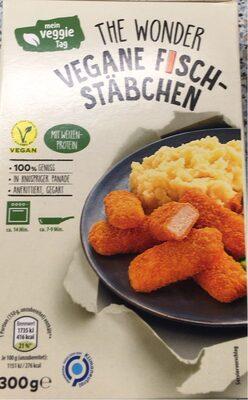 The Wonder vegane Fischstäbchen - 1