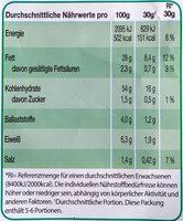 Kräuterbutter - Informations nutritionnelles - de