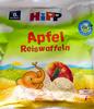 Apfel Reiswaffeln - Product