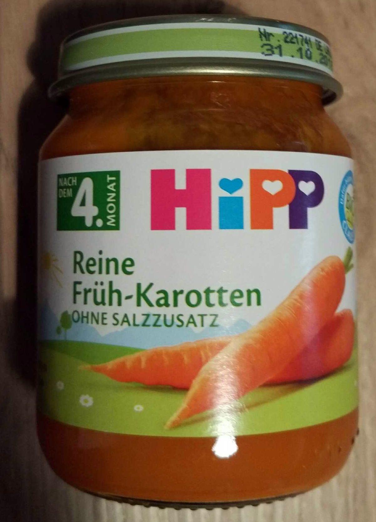 Reine Früh-Karotten - Produkt