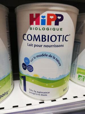 Lait 1er âge Combiotic® - Produit
