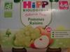 Délices de Fruits Pommes Raisins - Produit