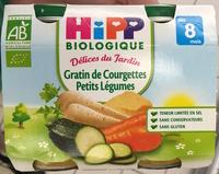 Gratin de Courgettes Petits Légumes - Product