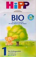 1 Bio Anfangsmilch - Product - de