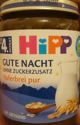 Gute Nacht Haferbrei pur - Produkt