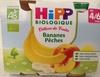 Délices de Fruits Bananes Pêches - Produit