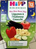 Légumes à l'Italienne Gnocchi - Product