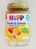 Frucht & Getreide Banane-Pfirsich mit Hirse ( Nach dem 4. Monat) - Product
