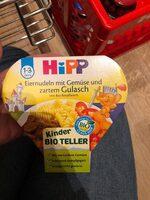 Bio-teller Eiernudeln Mit Gemüse - Produkt - fr