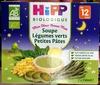 Soupe Légumes verts Petites pâtes - Producto