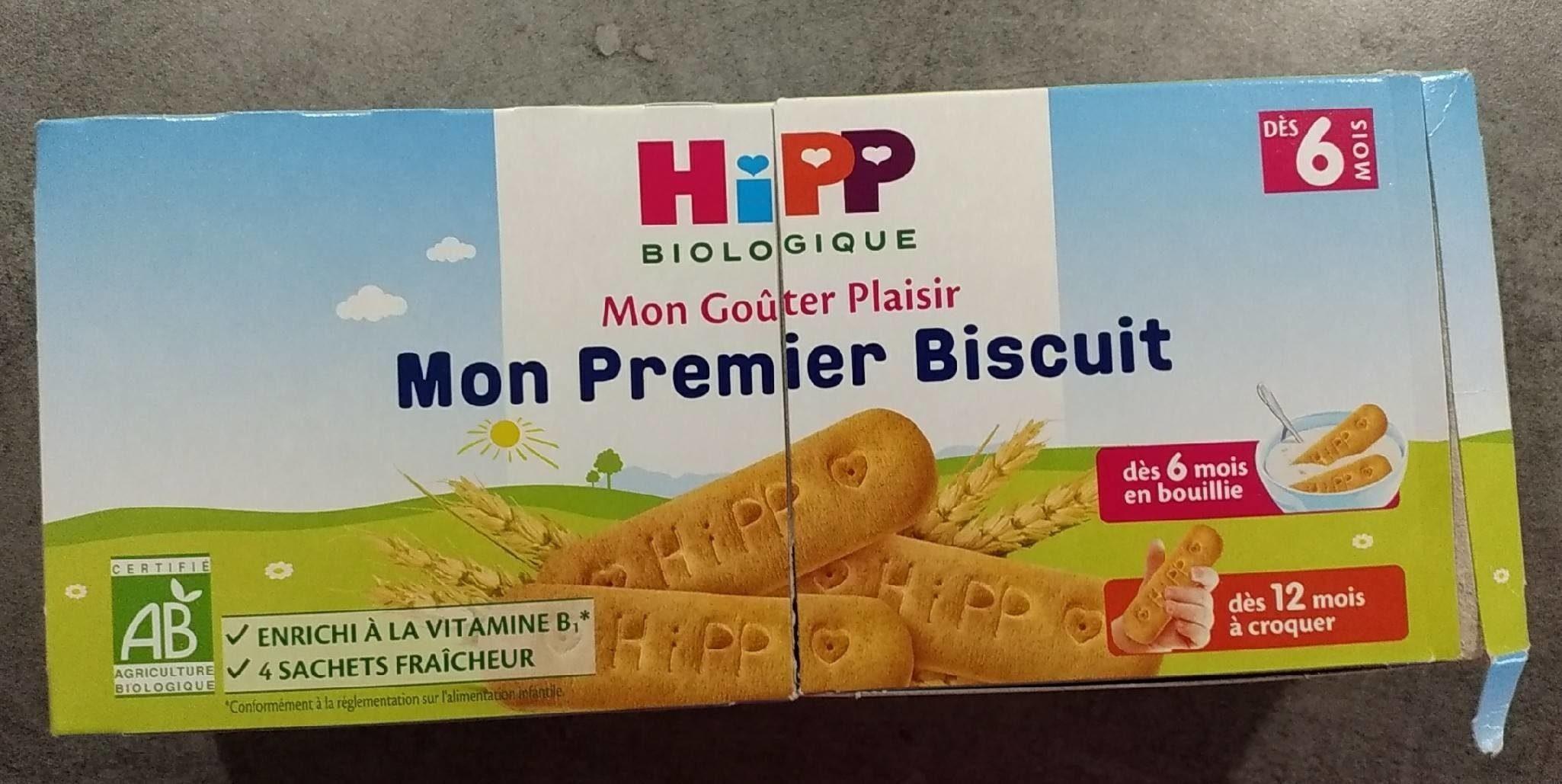 Mon premier biscuit - Product - fr