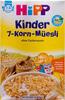 Kinder 7-Korn-Müesli - Produit