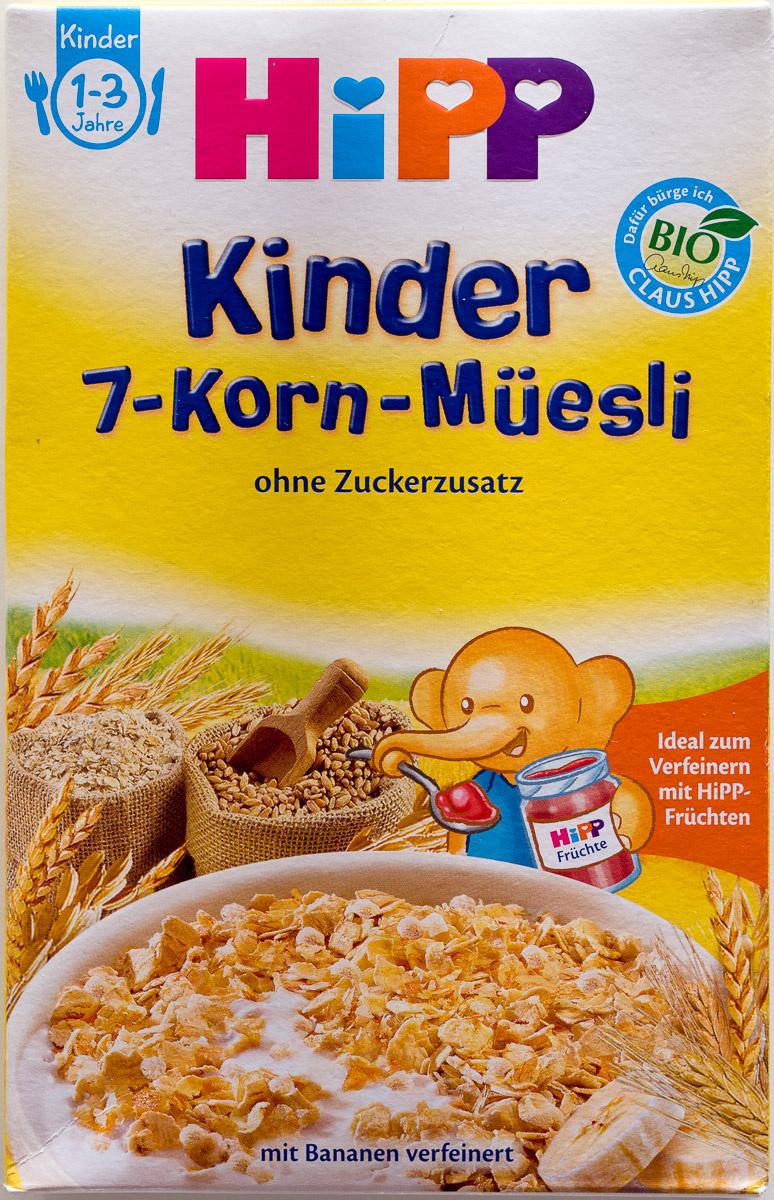 Kinder 7-Korn-Müesli - Product