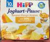 Joghurt-Pause Banane-Mango-Ananas - Product