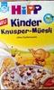 Kinder Knusper-Müesli - Produkt