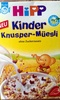 Kinder Knusper-Müesli - Product