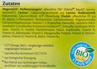 HiPP BIO Combiotik Pre - Inhaltsstoffe - de